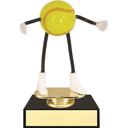 Trophy Dude Series - Softball