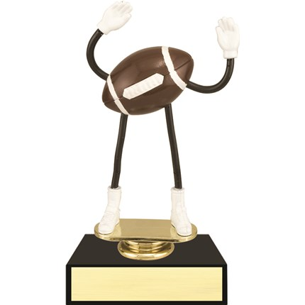 Trophy Dude Series - Football