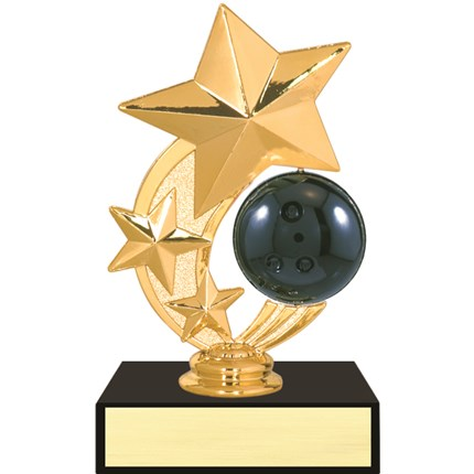 3 Star Spinner Trophy Series - Bowling
