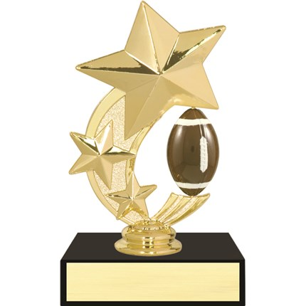 3 Star Spinner Trophy Series - Football
