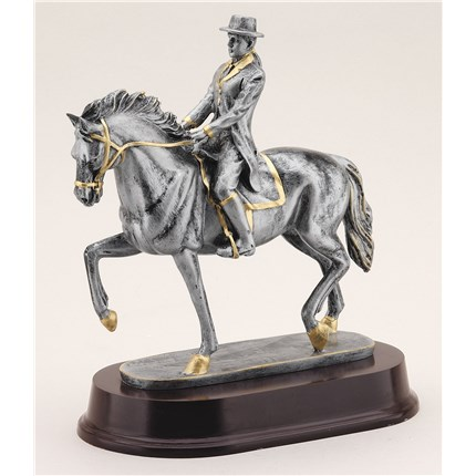 ANTIQUE ACTION RESIN SERIES - HORSE, F