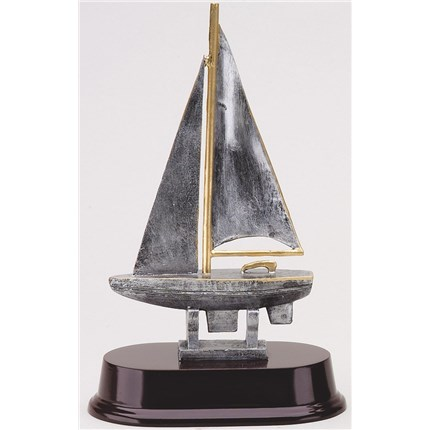 ANTIQUE ACTION RESIN SERIES - BOAT