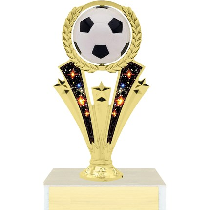 Spinning Ball Trophy Series - Soccer
