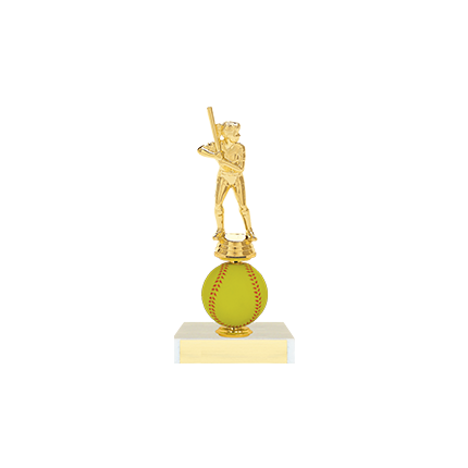 Spin Figure Trophy Series - Softball