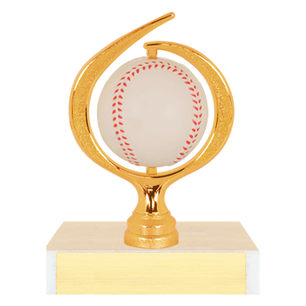 Spin Figure Trophy Series - Baseball