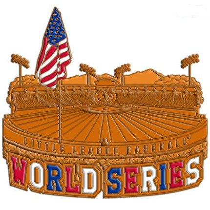 LITTLE LEAGUE WORLD SERIES-WORLD STADIUM - COPPER