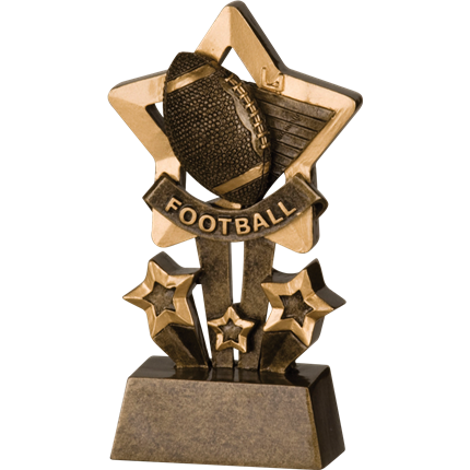 Shadow Star Resin Series - Football