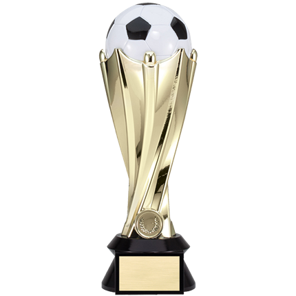 FULL COLOR WORLD CUP RESIN SERIES - SOCCER