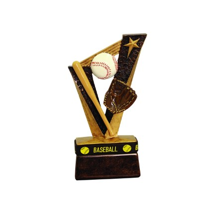 TROPHY BANDS RESIN SERIES - BASEBALL