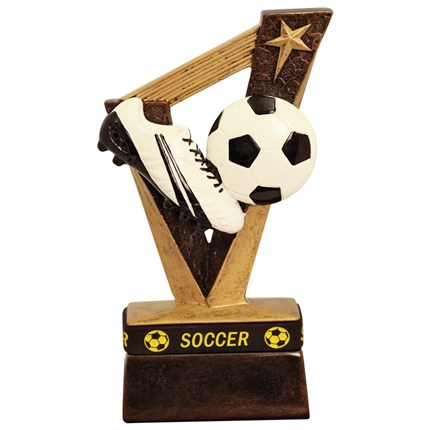 TROPHY BANDS RESIN SERIES - SOCCER
