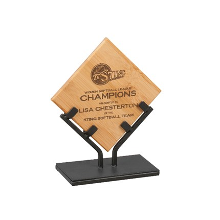 Iron Stand Plaque Series -  Traditional