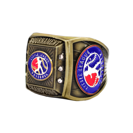 Little League Ring Series - LLB Emblem