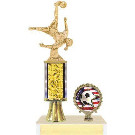 Soccer Trophy - Wilson Series with Insert
