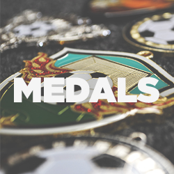 Create Your Own Custom Awards, Medals, Trophies And More