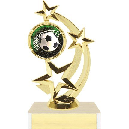 Astro Star Figure Trophy Series - Soccer