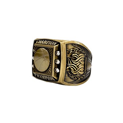 Championship Ring - Champion - Gold