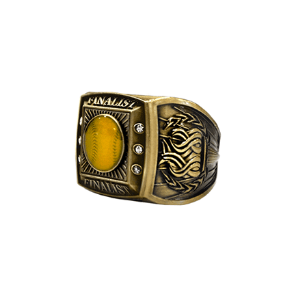 Championship Ring - Finalist - Gold