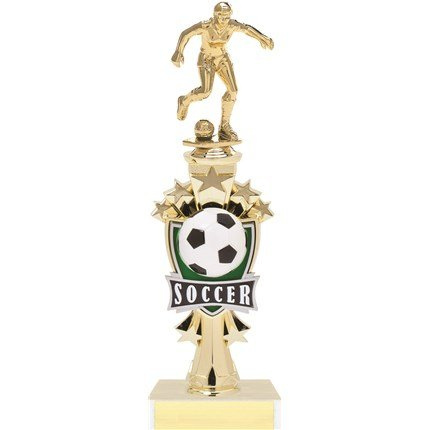 All Star Sport Riser Trophy Series - Soccer